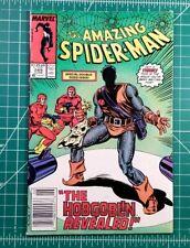 The Amazing Spider-Man #289 (1987) 1st App New Hobgoblin Revealed VG Low Grade
