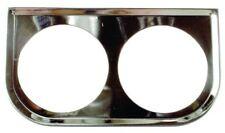 CORRADO **EX** VDO Gauge Bracket in Chrome for 2x52mm Gauges - V240035