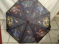 Wizarding World Harry Potter Loot Crate Umbrella Gryffindor Pendant Raven Pin