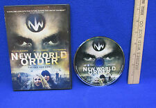 New World Order DVD Movie Apocalyptic Times Holy Bible Religious Good vs Evil