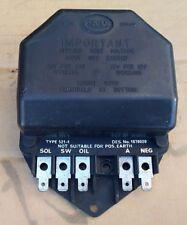 CAV Starter Motor Cut Out Relay 12v 24v Type 521-1 DES No 1878020 New Old Stock