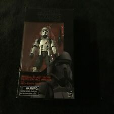 """STAR WARS Black Series 6"""" Target Exclusive Imperial AT-ACT Driver Rogue One MISB"""