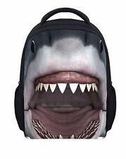 Baby Toddler Kids Bags Animal Shark Backpack For Little Boys Girls Casual Bags