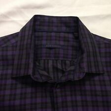 Elie Tahari Men Dress shirt Slim Fit, size L or 16, 34/35