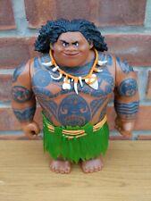 Moana Hasbro 2015 Disney Figure Toy 10inch Large Doll Tui Maui