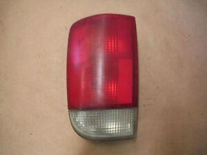 1998-05 CHEVY BLAZER GMC JIMMY BREVADA LH DRIVER SIDE TAIL LIGHT GM OEM USED