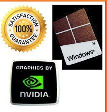 Nuevo NVIDIA Libre Etiqueta Engomada de la computadora Windows PC 10 Genuino 7 unidad 8 de Escritorio Laptop