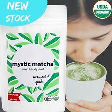 Fine Ceremonial MATCHA ORGANIC Japanese☕Green Tea Powder by Mystic Matcha