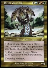 MTG Magic - (R) Scourge - Sliver Overlord - SP