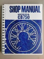 HONDA CB750 FACTORY SERVICE MANUAL 1970 1971 1972 1973 1974 1975 1976 1977 1978
