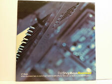 PET SHOP BOYS - REMIXED - MX SINGLE 45 RPM - AÑO 1991 - NUEVO - NEW