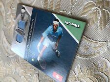2003 NetPro Authentic Match-Worn Apparel- ROGER FEDERER RC 19/25