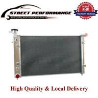 3ROW Radiator For Holden VY Commodore V6 3.8L Ecotec/Supercharged 2002 2003 2004