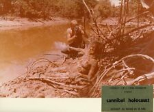 RUGGERO DEODATO CANNIBAL HOLOCAUST 1980 VINTAGE PHOTO ORIGINAL #8