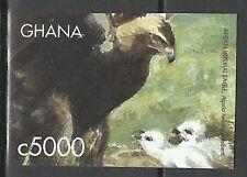 Ghana Aquila Adalberti Iberian Imperial Eagle Raptor Birds Imperf Proof ** 1999
