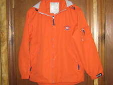 Korean Boy Scout Hooded Orange Jacket, US size 34    A88