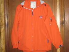 Korean Boy Scout Hooded Orange Jacket, US size 34    A88