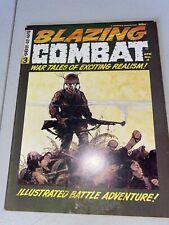 BLAZING COMBAT #3 War Comic Magazine Frank Frazetta 1966 Warren