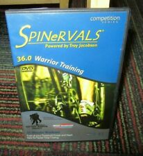 Spinervals 36.0 Warrior Training Cycling DVD