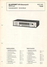 BLAUPUNKT - Delta 6001 - Kundendienstschrift Manual Schaltplan - B3439