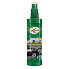 Turtle Wax Dry Touch Interior Car Dashboard Plastic Care Cleaner Restorer 300ml