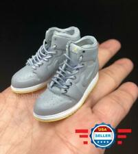 CUSTOM 1/6 scale Sneakers Shoes B HOLLOW for 12'' MALE Action Figure Doll