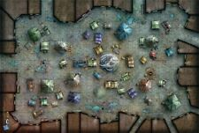 "Gale Force Nine - D&D: Merchant's Bazaar Vinyl Mat  (20"" x 30"")  72758"