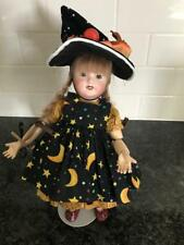 Bleuette doll Reproduction Ready for Halloween ONE OF A KIND