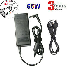 New Laptop AC Power Adapter Charger 19.5V 3.33A 65W for HP 710412-001