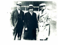 LOU GEHRIG  BABE RUTH KNUTE ROCKNE 8X10 PHOTO NOTRE DAME  NCAA FOOTBALL