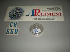 PLASTICA FANALE ANTERIORE (FRONT LIGHT) BIANCO RENAULT R4 SEIMA