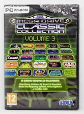 MEGA DRIVE CLASSIC COLLECTION VOLUMEN 3 PC ESP - NUEVO MEGADRIVE CLASSICS VOLUME