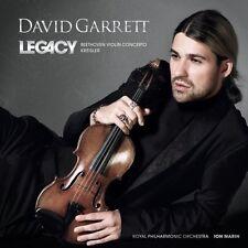CD*DAVID GARRETT**LEGACY***NAGELNEU & OVP!!!