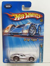 HOT WHEELS 2005 FIRST EDITIONS - DROP TOPS 1963 CORVETTE STING RAY
