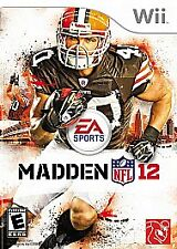 Madden Nfl 12 Wii Sports (Video Game)