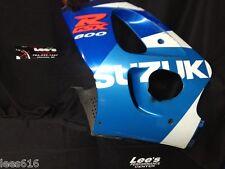 96 97 98 99 00 Suzuki GSXR 600 750 SRAD Left Side OEM Fairing Cowl Panel