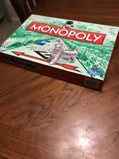 Monopoly Hasbro Great for pieces & decorations Property Trading Game