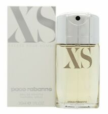 PACO RABANNE PACO XS EAU DE TOILETTE EDT - MEN'S FOR HIM. NEW. FREE SHIPPING
