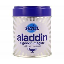 75 gr - ALADDIN Wadding Metal Cleaner and Polish - COTTON ACTIVATED GOLD COPPER