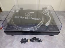 Audio-Technica AT-LP120-USB Direct-Drive Analog and USB Turntable: Please Read