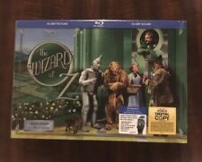 The Wizard of Oz Ultimate Collector's Edition 4-Disc Blu-Ray 70th Anniversary