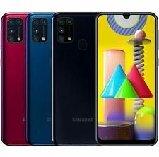 """Samsung Galaxy M31 M315F 128GB 6GB Ram 6.4"""" 64MP Exynos 9611 teléfono por FedEx"""