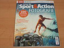 """Digital Photo Sonderheft 196 Seiten """"Lernen sie Sport & Action FOTOGRAFIE"""" 2018"""