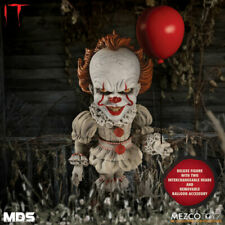 Designer Series IT Pennywise 6Inch Deluxe Action Figure Mezco Japan New