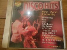 Disco Hits: We Are Family CD