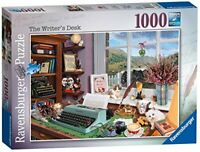 Ravensburger Jigsaw Puzzle THE WRITERS DESK 1000 Piece