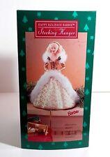 Hallmark Holiday Barbie Stocking Hanger 1995