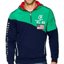 Polo Ralph Lauren CP-93 USA Flag Pullover Jacket Stadium Olympic Men's Large