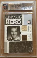 05/06 ITG ULTIMATE - JACQUES PLANTE - #6/20 - HERO - JERSEY / PAD - IN THE GAME
