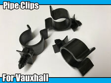 5x Black Hose Coolant Pipe Holder Retainer Trim Clips For Vauxhall 1336956 Opel